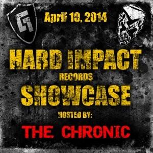 The Chronic @ Gabber.fm [Hard Impact Records Showcase #02] Apr. 10, 2014