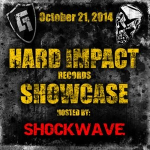 Shockwave @ Gabber.fm [Hard Impact Records Showcase #10] Oct. 21, 2014