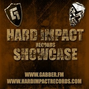 The Chronic @ Gabber.fm [Hard Impact Records Showcase #47] 25-08-2015