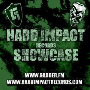 The Chronic @ Gabber.fm [Hard Impact Records Showcase #65] 14.06.2016