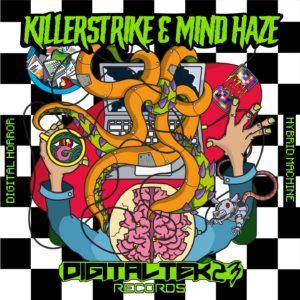 Killerstrike & Mind Haze: Digital Horror