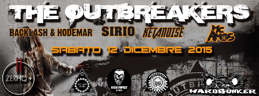 The Outbreakers: Frenchcore Night